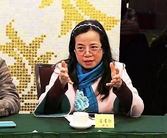 广州市总工会职业学校卢书欣校长发言
