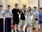 """春社茶艺队做客东莞电台音乐广播""""声动零距离"""",科普、表演嗨不停!"""