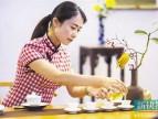 """(转载)广州茶博会242名大学生同台""""赛茶"""""""