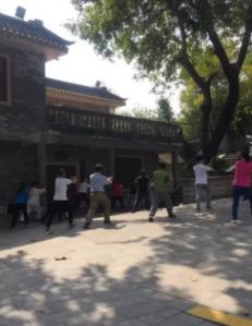 特讯:春社茶学首期武当太极文化体验课获得圆满成功