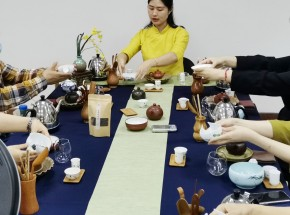 春社茶学茶文化基础班5月7日开班