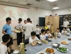 燃情暑假、动感青春:少儿武术暑期训练班开班典礼圆满举行