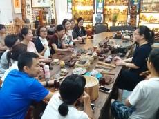 春社茶学茶艺培训综合班八月十五日开课啦!