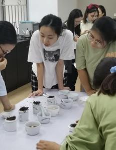 2020年10月15日评茶员班培特训班培训回顾