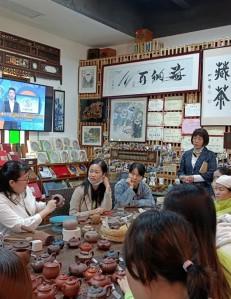 春社茶艺班,学会泡好一杯茶的技艺和享受一杯茶的艺术